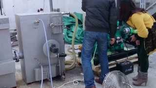 7kW Biomass Electric Generator