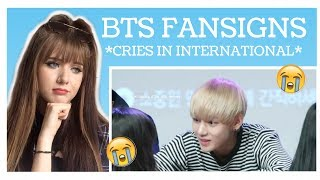 Video BTS CUTE FANSIGN MOMENTS REACTION ( if you listen closely you can hear me crying )// ItsGeorginaOkay download MP3, 3GP, MP4, WEBM, AVI, FLV Agustus 2018
