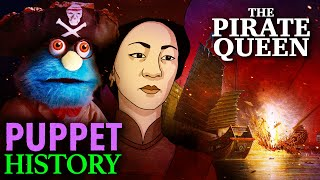 Ching Shih: The Pirate Queen • Puppet History