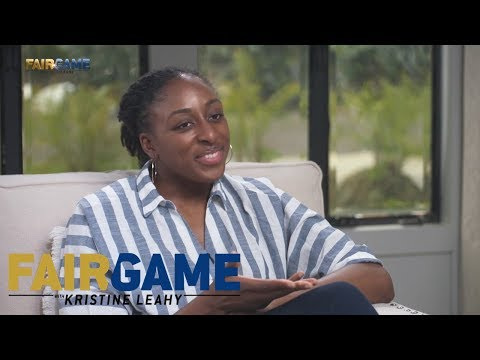 From 1st Overall Pick To League MVP: 5x WNBA All-Star Nneka Ogwumike | FAIR GAME