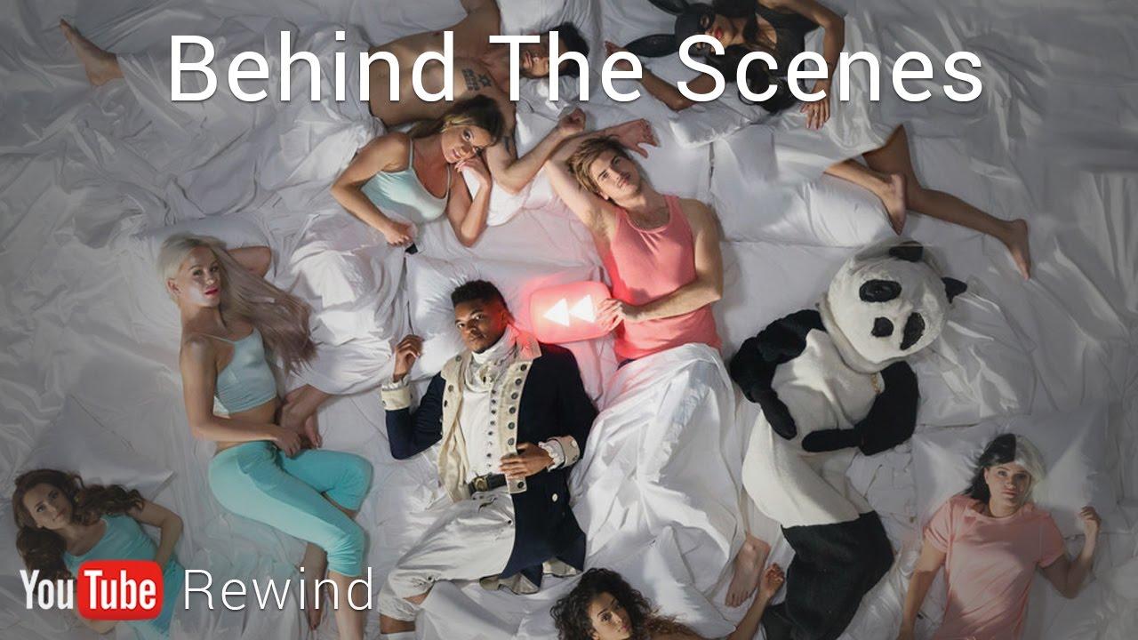 Youtube Rewind 2016 Behind The Scenes Youtuberewind Youtube
