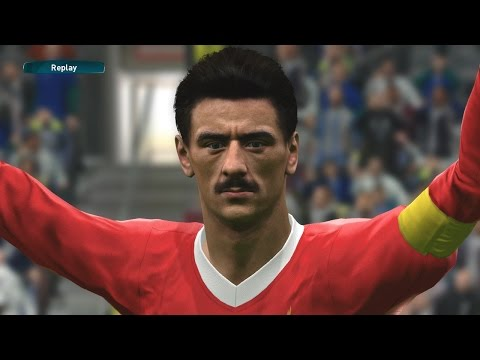 Ian Rush Legend the Liverpool FC. PES 2017