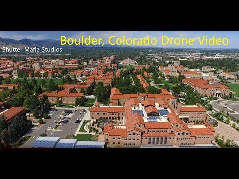 Boulder Colorado Drone Video & Rocky Mountain National Park