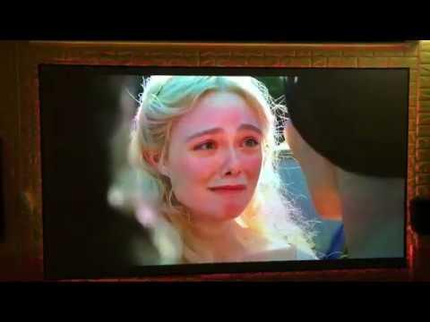 Trailer MALEFICENT 2: Mistress of Evil (2019) on High contrast screen Tien Nam V5