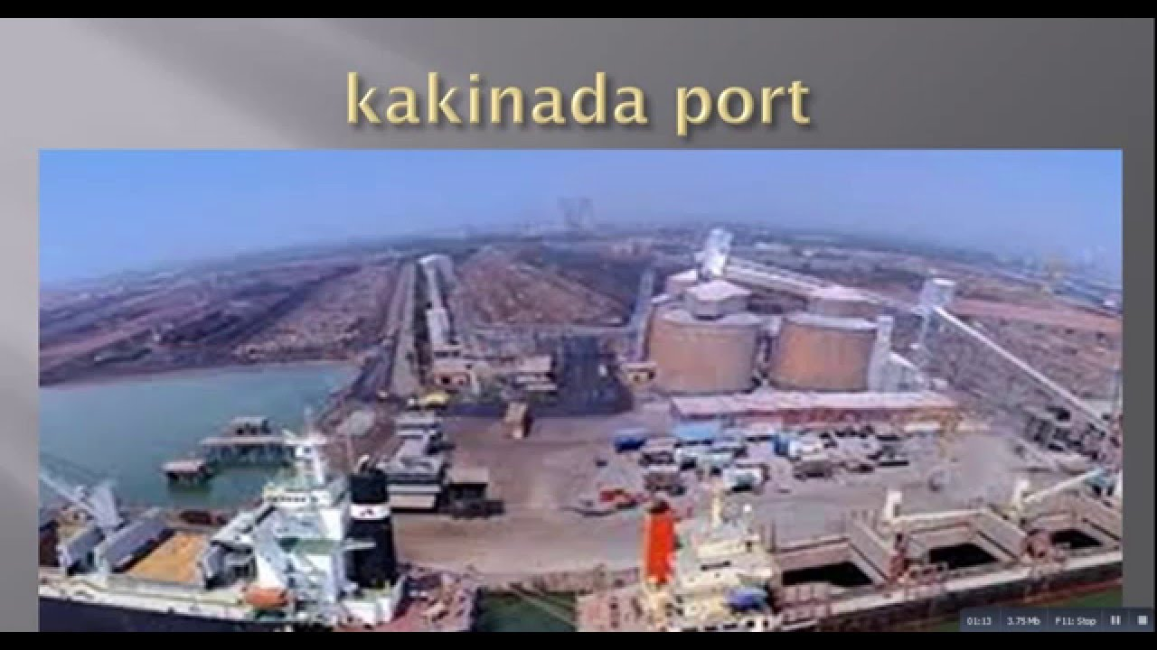 Centre to fund upgradation and modernisation of Kakinada Port under Sagarmala