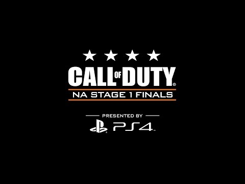 4/2 North America Stage 1 Finals Day 1 Live Stream - Official Call of Duty® World League