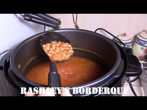 Pinto Beans in Pressure Cooker XL