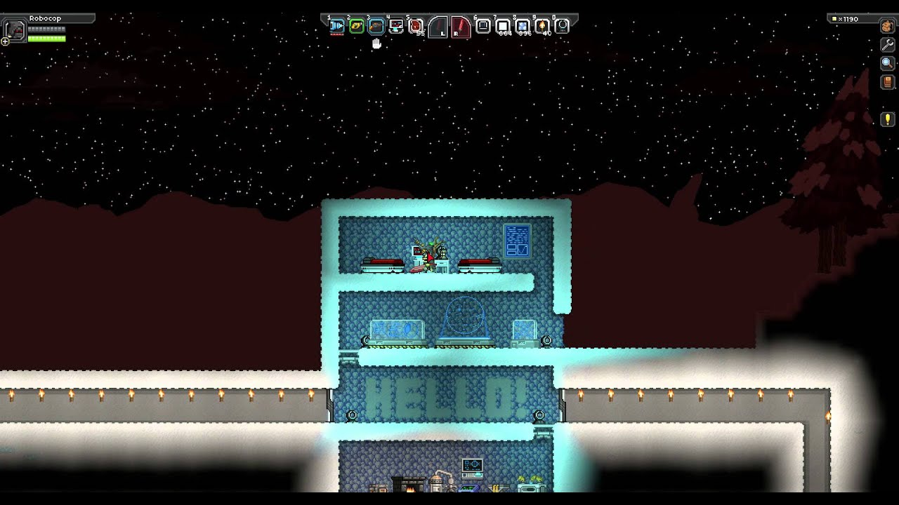 starbound tutorial how to use the wiring tool youtube rh youtube com Ultimate Guide Wiring House Wiring Guide