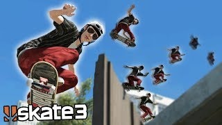 Skate 3: GRINDING THE BILLBOARD?! | Epic Challenges!