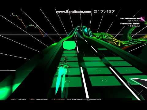 Audiosurf2 GRiZ X Big Gigantic Good Times Roll