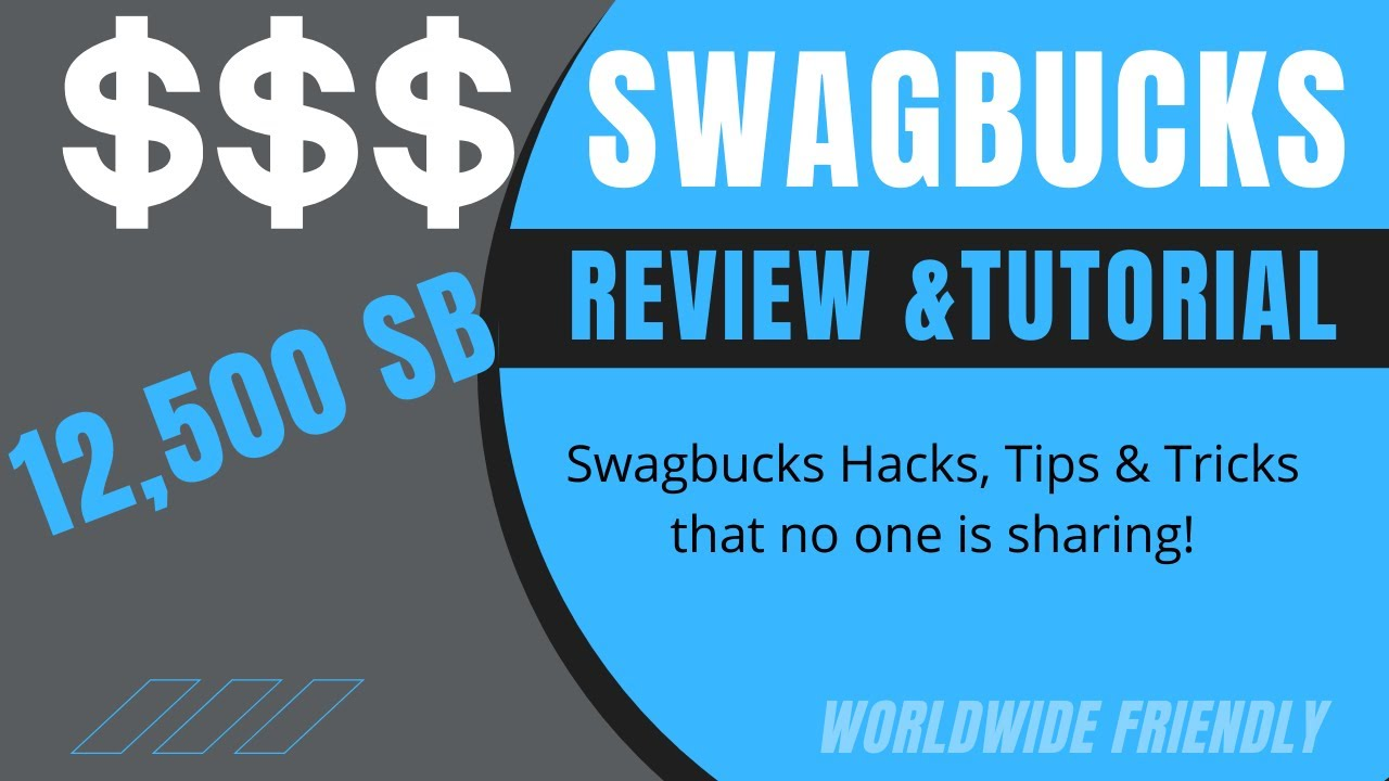 Swagbucks Rewards 2019 Hack Review | How To Get Swagbucks
