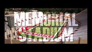 INDIANA UNIVERSITY FOOTBALL STADIUM - DJI MAVIC PRO - 4K