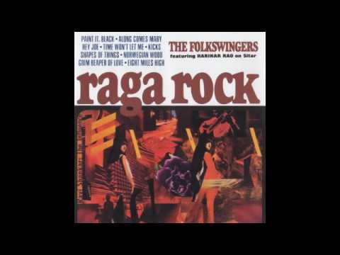 The Folkswingers - Raga Rock (1966) FULL ALBUM