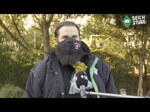 """Werder Bremen-Fans nach der Pleite gegen Hertha BSC: """"Eine Katastrope - wir sind maßlos enttäuscht"""""""