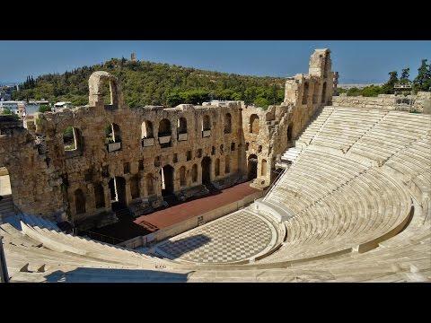 Odeon of Herodes Atticus, Acropolis of Athens