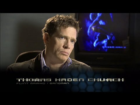 SpiderMan 3: The Video Game  Behind the s with Thomas Haden Church HD