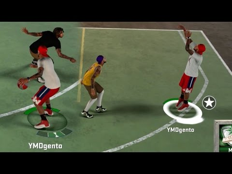 NBA 2K16 MyPARK - BREAKING ANKLES! Old Town is DEAD?