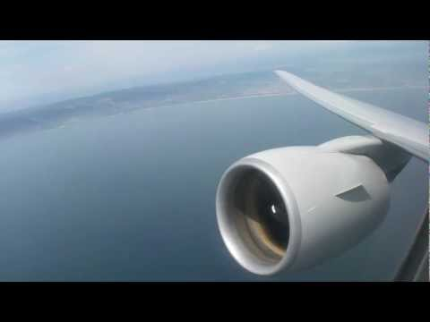 Los Angeles (LAX) to Shanghai (PVG) United Airlines Flight #877 Takeoff with Channel 9 (Live ATC)