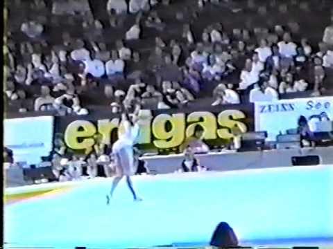 1989 World Gymnastics Championships - Women's Compulsories, Session 4