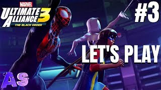 We Doing A Thing Marvel Ultimate Alliance 3- Letand39s Play Part 3  Avidan Smith