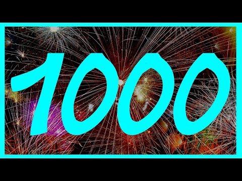 1000 Abo QnA Video