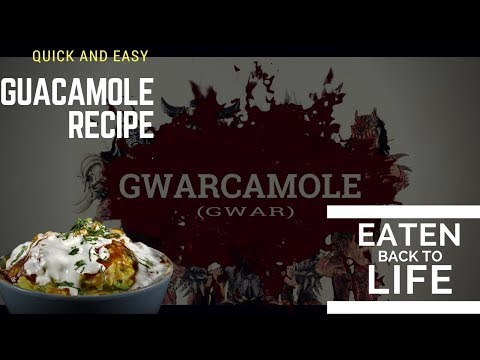 GWARCAMOLE: Eaten Back to Life, Episode 1 | MetalSucks