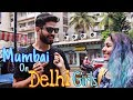 Mumbai on Delhi Girls | Street Interview ft. Equalist Aastha