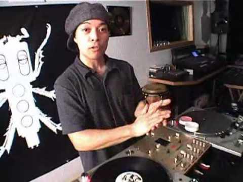 dj q-bert's - do-it-yourself - DJing -  05 Finger Tip Moistener