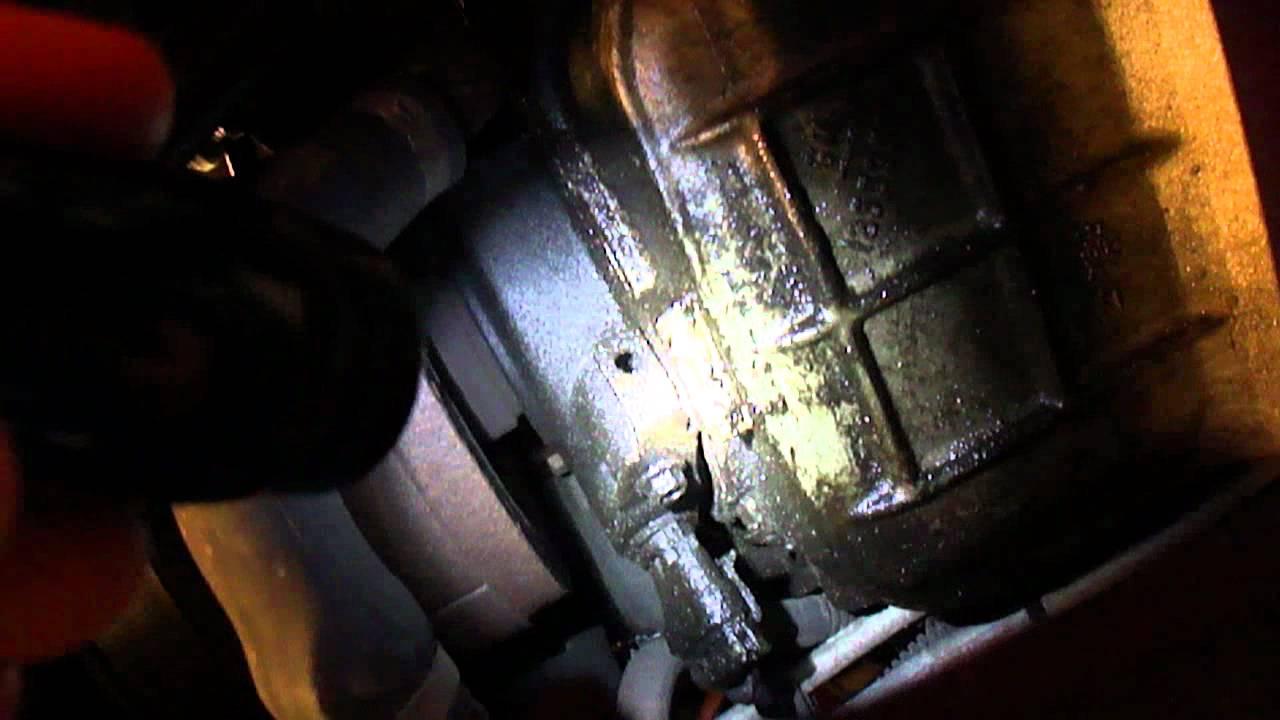 Chevy 43l v6 oil leak issue 2001 Xtreme Blazer  YouTube