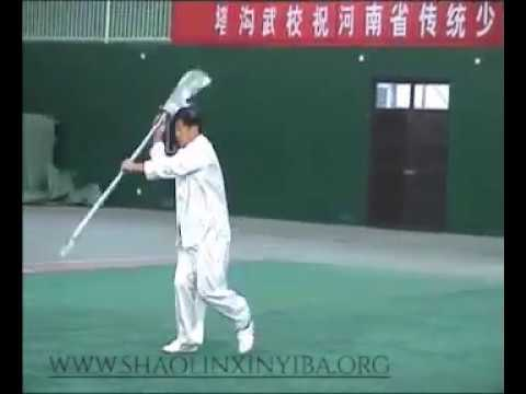 Dengfeng old competition footage: Weapons