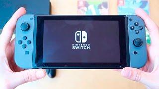 Nintendo SWITCH | Unboxing y opinión | Español