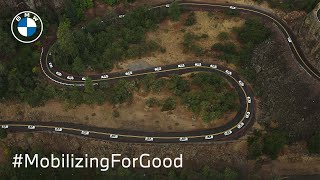 homepage tile video photo for Supporting the Everyday Hero | Mobilizing For Good Contest | BMW USA