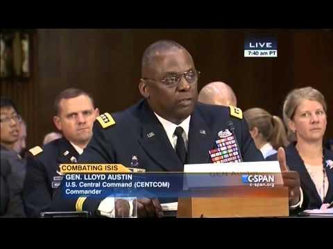 Senator Fischer Questions U.S. General Lloyd Austin