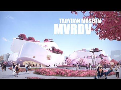 The Taoyuan Museum by MVRDV Architect