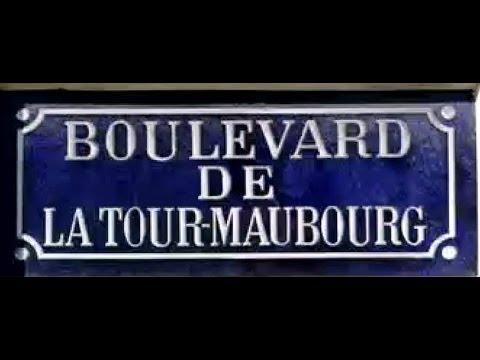 Boulevard de La Tour Maubourg Paris Arrondissement  7e