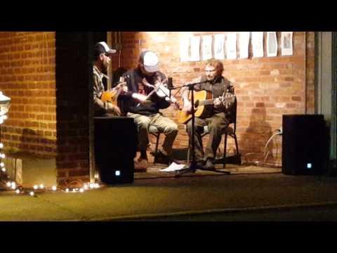 Ad hoc music in Charlottesville Va