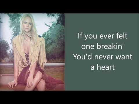 Tin Man - Miranda Lambert