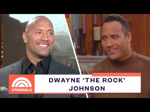 Dwayne 'The Rock' Johnson Turns 47! Check Out His Best Interviews on TODAY