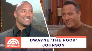 Check Out Dwayne 'The Rock' Johnson's Best Interviews on TODAY