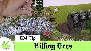 Becky Ruins Killing Orcs