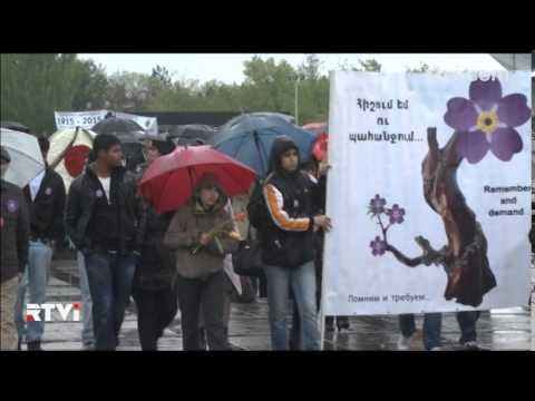 Трагедия армянского народа: споры 100 лет спустя