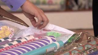 Wrap It Gift Wrap Storage Organizer With Alberti Popaj