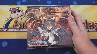 Future Card Buddyfight X Booster Set 2: Chaos Control Crisis Unboxing