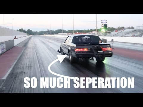 We TURN UP The PROCHARGED HEMI G Body... AND It Fights BACK!!!