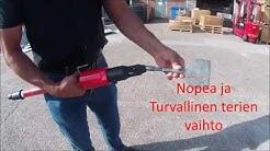 Petkele - monipuolinen työkalu purkutöissä