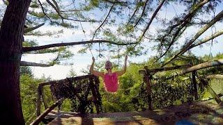 GoPro: The Secret Treehouse