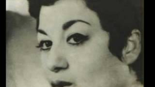 Nada Knežević - O kakva noć (No moon at all) 1964