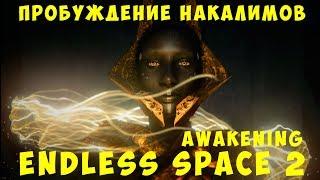 👽 Endless Space 2 Awakening: Пробуждение Накалимов