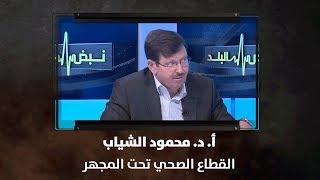أ. د. محمود الشياب - القطاع الصحي تحت المجهر