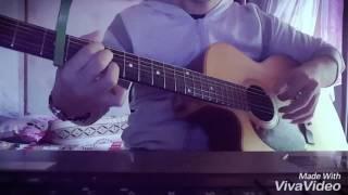 Bởi vì anh yêu em Guitar